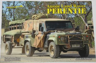 Aussie Land Rover Perentie, by Gordon Arthur